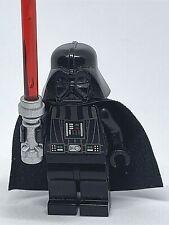LEGO Star Wars minifigure - DARTH VADER (Death Star Torso) with saber-  sw0209