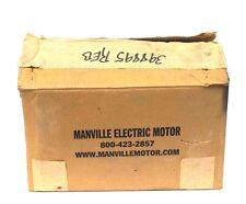 NEW MANVILLE 398895-REB ELECTRIC MOTOR 36V, 398895REB