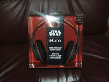 Star Wars Over The Ear Headphones iHome Built In Microphone Episode VII The Forc