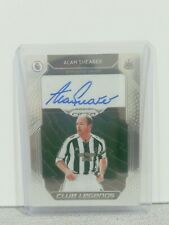 2019/20 Panini Premier League Prizm Alan Shearer Club Legend Base Auto Newcastle