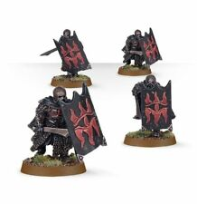Warhammer Black Guard of Barad-dûr the Lord of the Rings resin new