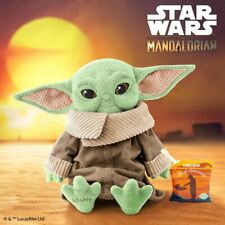 The Child Yoda Scentsy Buddy and Mandalorian scent pack Star Wars