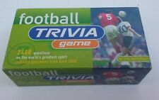 Football Trivia Game  2400 Questions & Answers 2000   Games Talk UK Pub Quiz