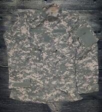 Aircrew Combat Uniform Coat Medium Long Digital Camoflauge Jacket Military A4