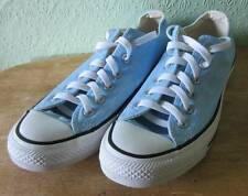 Women's Converse Sky Blue/White Baseball Trainers Size 6 Fashion/Footwear