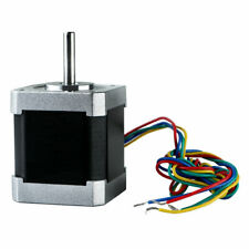 New Nema 17 Hybrid Stepper Motor 48mm 2 Phase 12v 25a For 3d Printer Cnc Ur