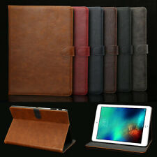 "Luxury Leather Cover Case For iPad 5th 6th 2018 10.2"" 7th 2019 Pro Air 3 Mini 5"