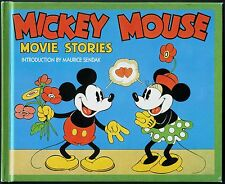 Mickey Mouse Movie Stories 1988 Reprint =