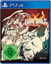 Guilty Gear XRD: Revelator (Sony PlayStation 4, 2016)