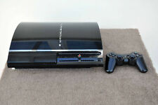 PlayStation 3 PS3 500GB Backward Compatible Console + New Laser CECH-C03 60GB