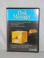 "OnTrack Disk Manager Hard Disk Installation Utility for DOS 1991 - 5.25"" Floppy"