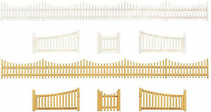 Faller 272406 Garden Fence, Gate 54.3cm N Scale Scenery and Accessories