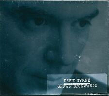 David Byrne. Grown Backwards (2004) CD NUOVO The Man Who Loved Beer. Dialog Box