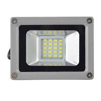 FOCO PROYECTOR LED SMD 20W -ESPAÑA-Exterior Focos Lámpara  Pared Luz Reflector