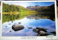 England Lake District Langdale Pikes Blea Tarn - posted 2014