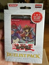 YuGiOh Duelist Pack Jaden Special Edition Ultra Rare hard to find Gem mint