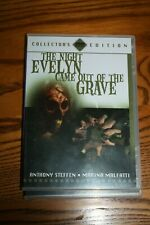 THE NIGHT EVELYN CAME OUT OF THE GRAVE - DVD - NM CONDI. - COLLECTOR'S EDITION!!