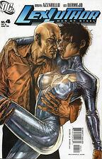 Lex Luthor Man Of Steel #4 (NM)`05 Azzarello/ Bermejo