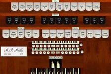 Moller Virtual pipe organ for Hauptwerk samples 15 rank