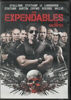 """The Expendables"" DVD Bilingual  FREE SHIPPING IN CANADA"