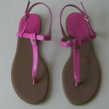 New Girls Size 4 M Circus by Sam Edelman *CAYDEN* Pink Sandals Shoes