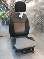 MITSUBISHI TRITON RIGHT FRONT SEAT (BUCKET SEAT TYPE), MN, CLOTH, 08/09-04/15