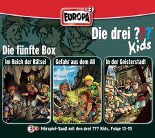 3 CDs * DIE DREI ??? (FRAGEZEICHEN) KIDS - BOX 5 - FOLGEN 13 - 15 # NEU OVP =