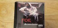 Foe - Scissorhands Priority / BLACK MARKET Records Gangsta RAP CD NEAR MINT