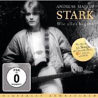 ANDREAS MARTIN - STARK (WIE ALLES BEGANN) CD+DVD SCHLAGER NEU