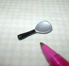 Miniature Estate Cast Metal Ice Cream Spade: DOLLHOUSE Miniatures 1/12