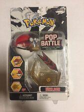 Pokemon Pop 'N Battle Drilbur Launcher And Target Set
