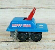Vintage Cragstan Wind-up Train set replacement HAPPY HOBO HAND CART toy Japan