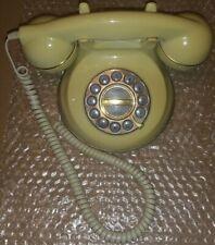 Corded Desk Phone Natalie Paramount Decorator Beige AT&T vintage tested