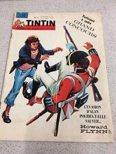 TINTIN  N°814 16e ANNEE  28 MAI 1964 REVUE MAGAZINE VINTAGE