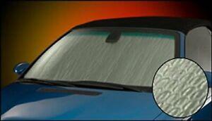Silver Bubble Custom Fit Sun Shade for Toyota - Windshield Heat Shield Screen