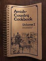 VINTAGE Amish Country Cookbook Das Dutchman Essenhaus 1979 Recipes