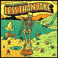 LESS THAN JAKE-GREETINGS AND SALUTATIONS-JAPAN CD E25