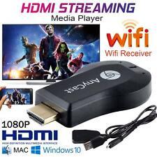 1080P Full HD HDMI TV Stick WiFi AnyCast DLNA Wireless Chromecast Airplay Dongle