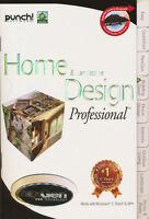 Punch HOME & LANDSCAPE DESIGN w/ NexGen Technology - for Windows XP/Vista/7 NEW