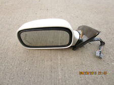06-11 BUICK LUCERNE DRIVER LH SIDE HEATED MEMORY TURN LIGHT EXTERIOR DOOR MIRROR