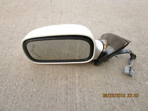 Power Mirror For 2006-2011 Buick Lucerne Left Manual Folding Paint To Match