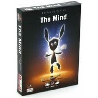 The Mind Card Interactive Strategy Board Game, Multiplayer, Fast Ship From USA