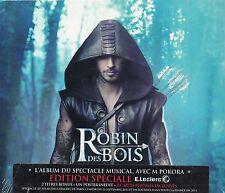 CD 15T  ROBIN DES BOIS  NE RENONCEZ JAMAIS AVEC M POKORA  DE 2013  NEUF SCELLE