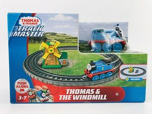 Thomas the Train & Friends Thomas & The Windmill New In Box- Includes Tracks