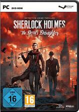 PC Computer Spiel * Sherlock Holmes: The Devil´s Daughter * Devils ***NEU*NEW*55