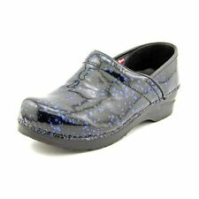 Women's Patent Leather Work & Safety Shoes