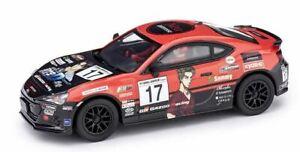Policar CT01A Toyota GT86 #17 GR Gazoo Racing - 1:32 slot car suits Scalextric