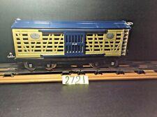 Standard Gauge Lionel Lines  # 213 Cattle Car