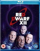 Rosso Dwarf Serie 12 (Serie XII) Blu-Ray Nuovo (2EBD0401)