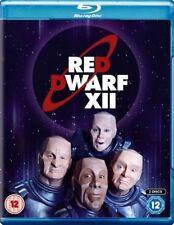 Red Dwarf Series 12 (series XII) BLU-RAY NEW Blu-RAY (2EBD0401)